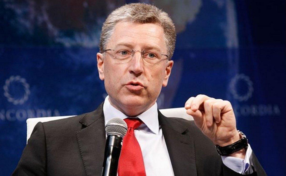 Курт Волкер, спецпредставитель Госдепа США по Украине