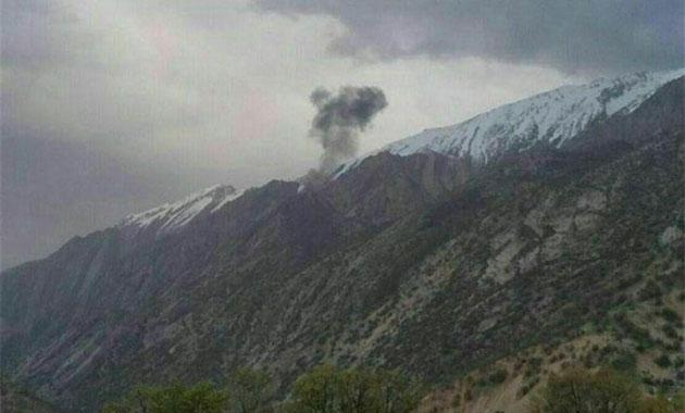 На борту разбившегося в иранской провинции самолета находились 11 человек – все погибли