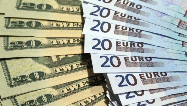 Валюта доллары евро