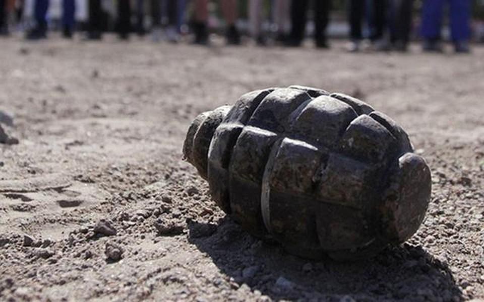 Под Одессой в полицейских бросили гранату