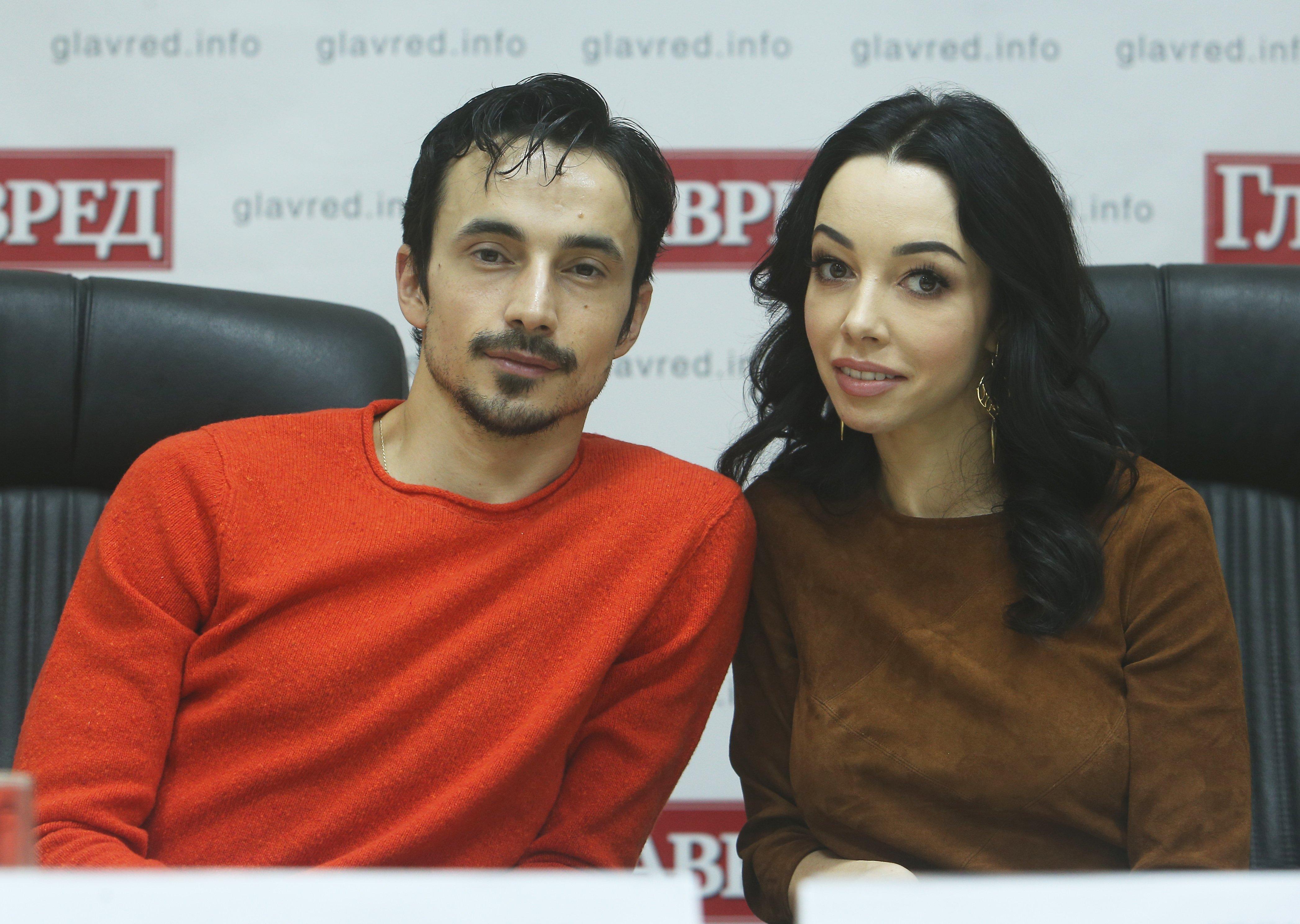Екатерина Кухар, Александр Стоянов