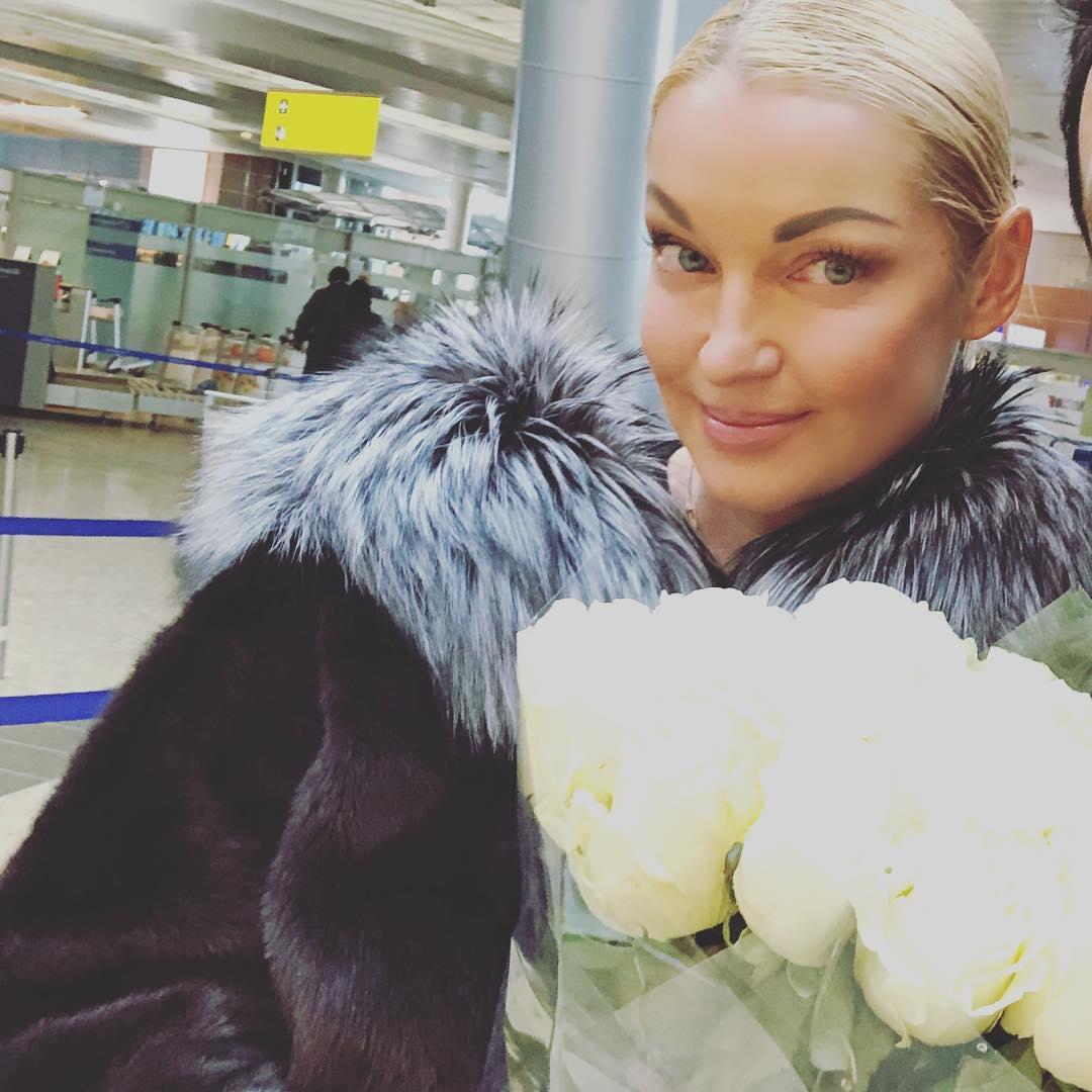 Волочкова выложила видео с репетиции