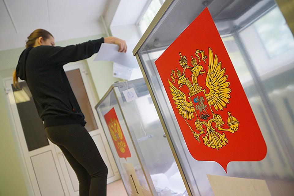 В МВД сделали заявление по выборам президента РФ