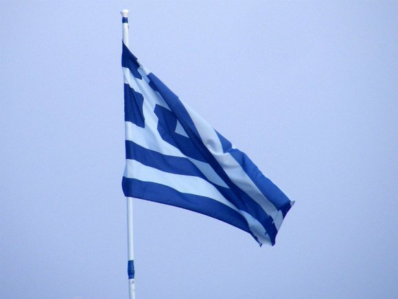 Греція, прапор
