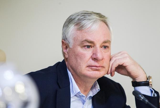 Владимир Брынзак заявил о бойкоте всех спортивных соревнований на территории России
