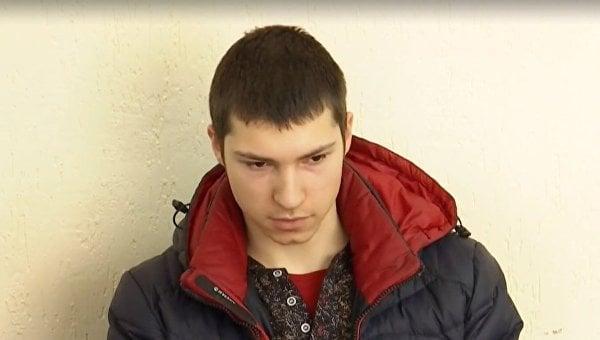 Ученик 11-го класса из Павлограда Валентин Земцов убил мужчину и малолетнего ребенка
