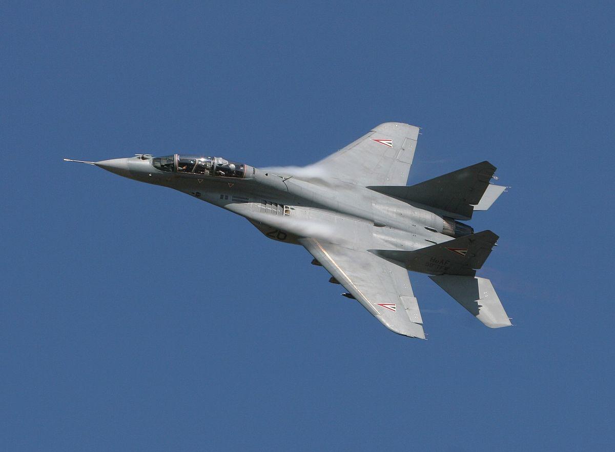 Болгария выбрала российскую компанию для ремонта Миг-29