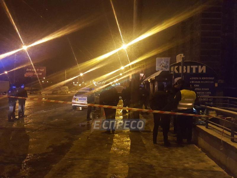 В столице в результате взрыва гранаты никто не пострадал