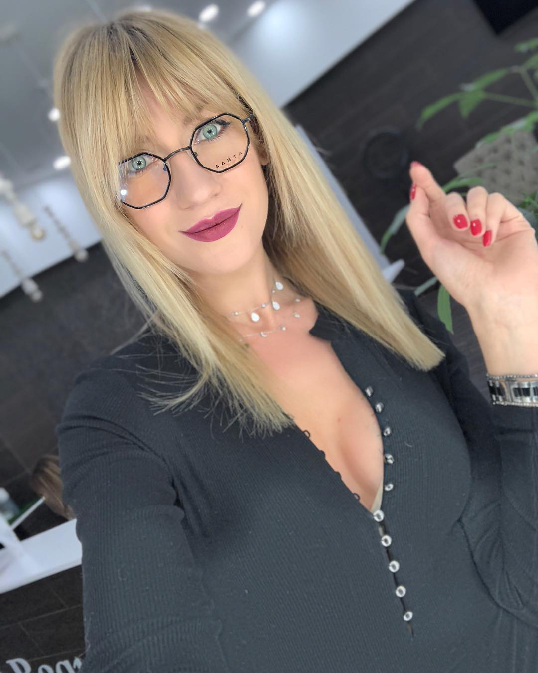 Леся Никитюк выложила пикантное селфи