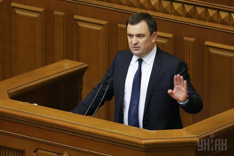 Валерий Пацкан избран главой Счетной палаты