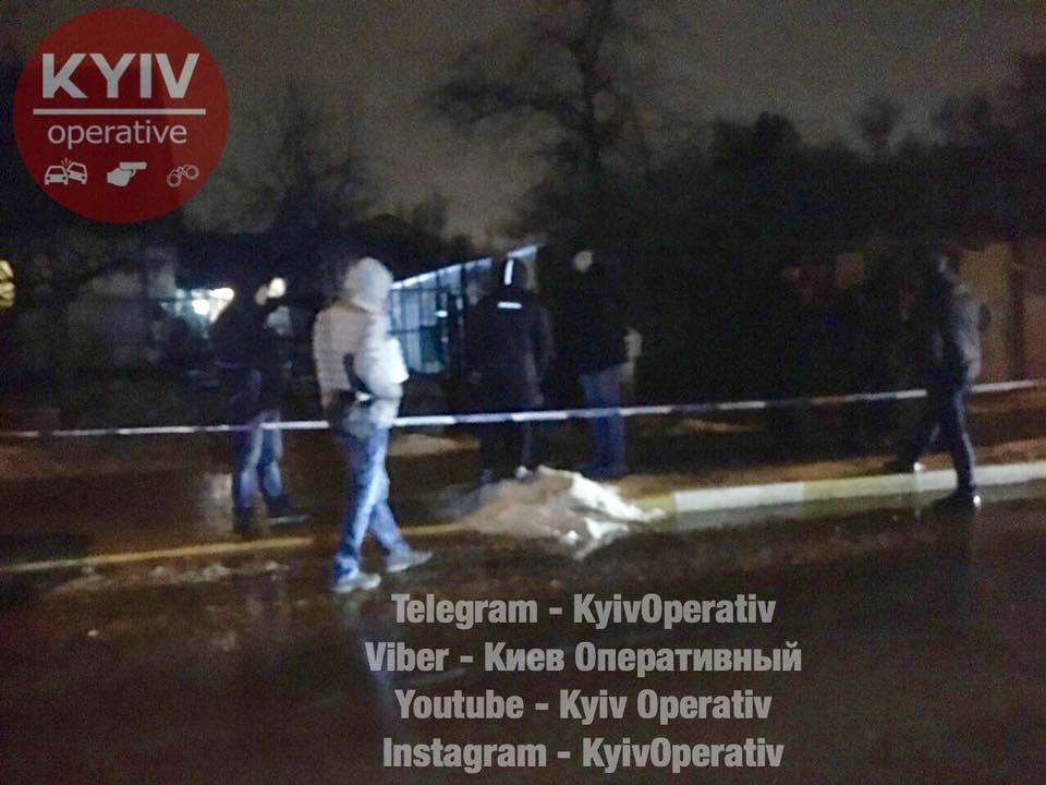 Под Киевом лишили жизни пожилых людей