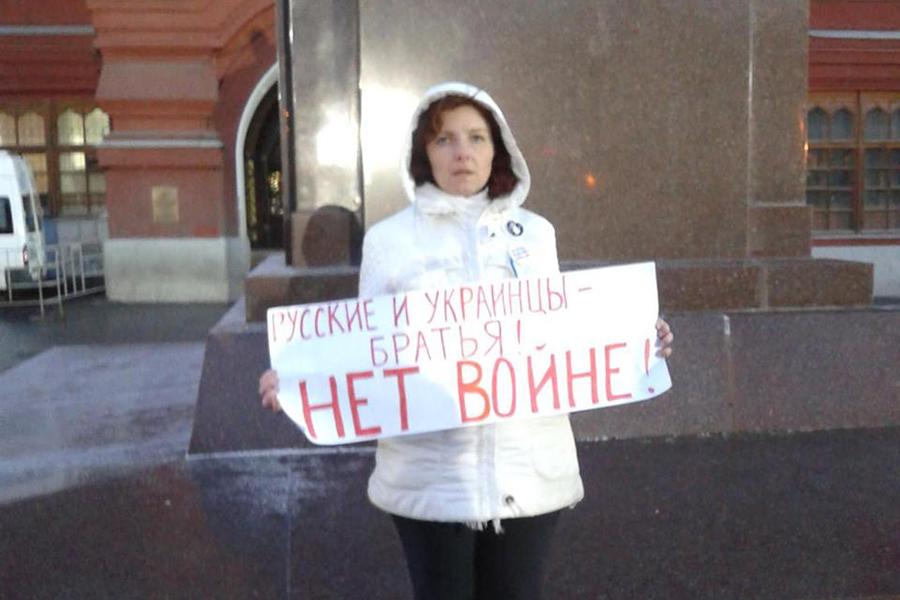 Ирина Белачеу не примет участия в выборах из-за их незаконности.
