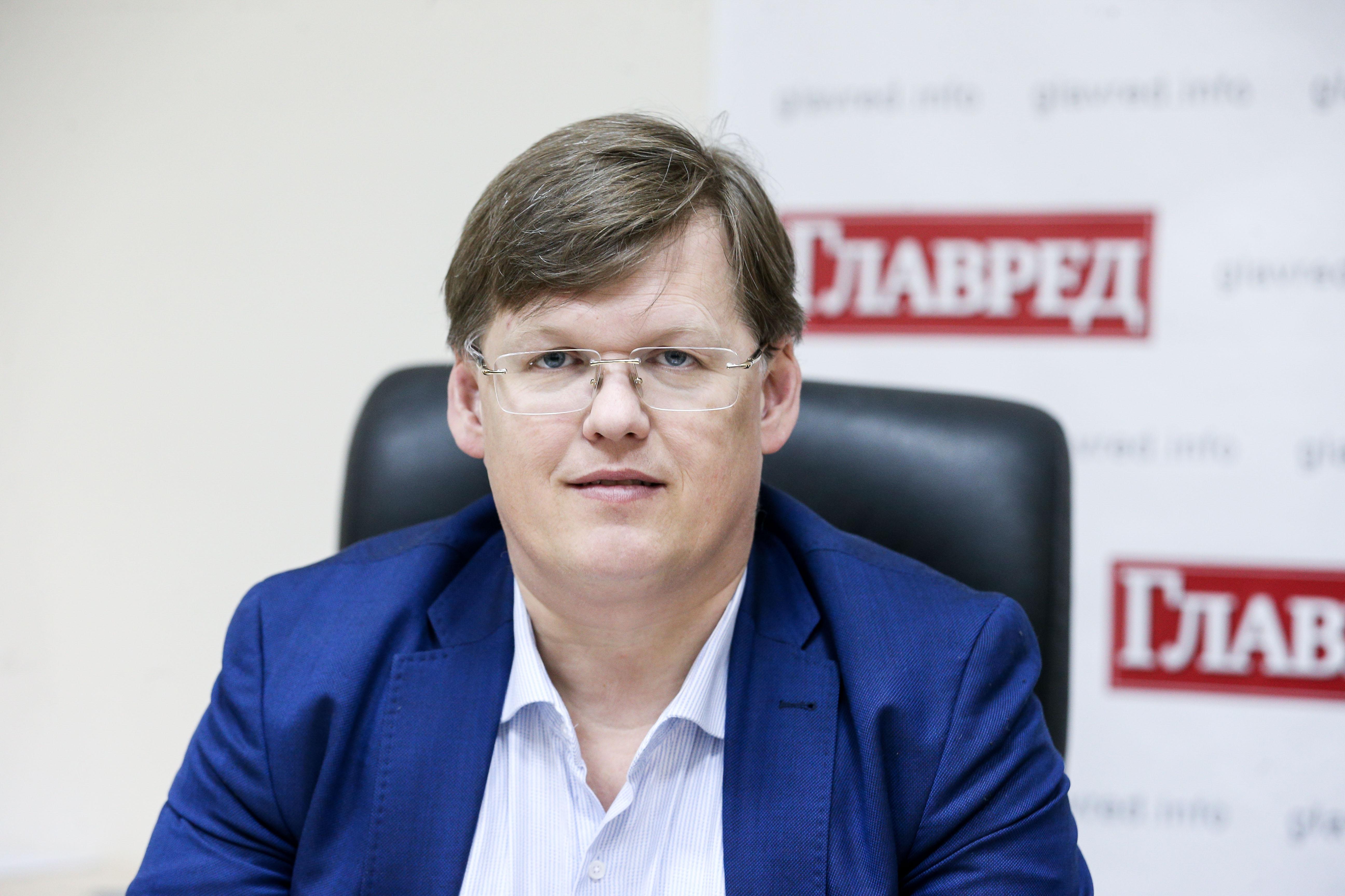 Павел Розенко пообещал украинским пенсионерам повышение пенсий при наличии финансирования