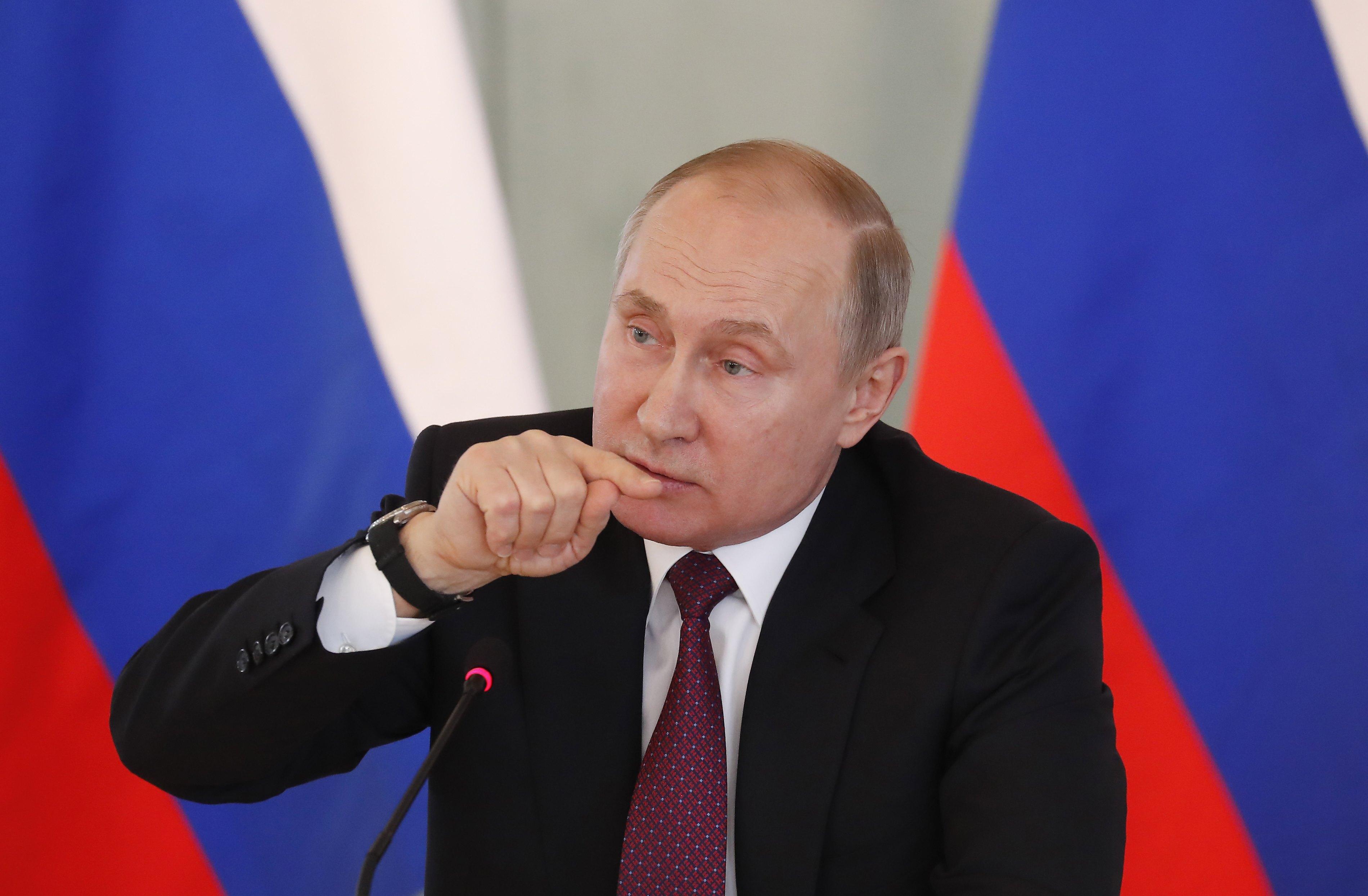 В России есть выбор между Владимиром Путиным и Владимиром Путиным, отметил журналист