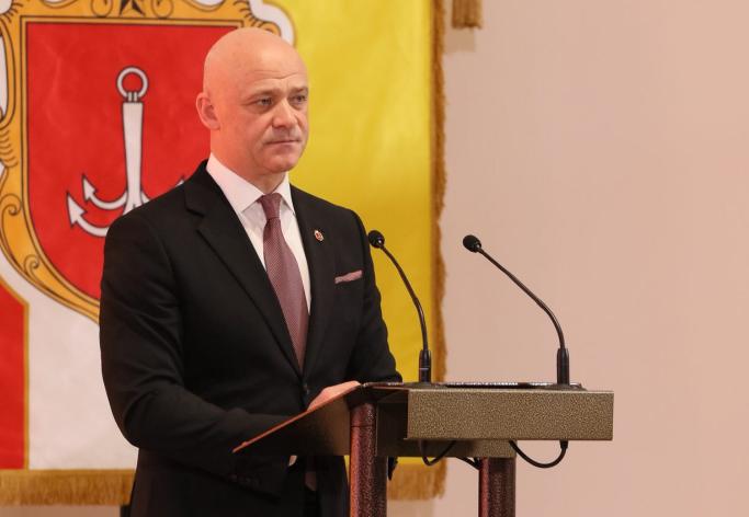 В Одессе продолжается работа по обновлению и модернизации всего городского хозяйства, сказал Геннадий Труханов