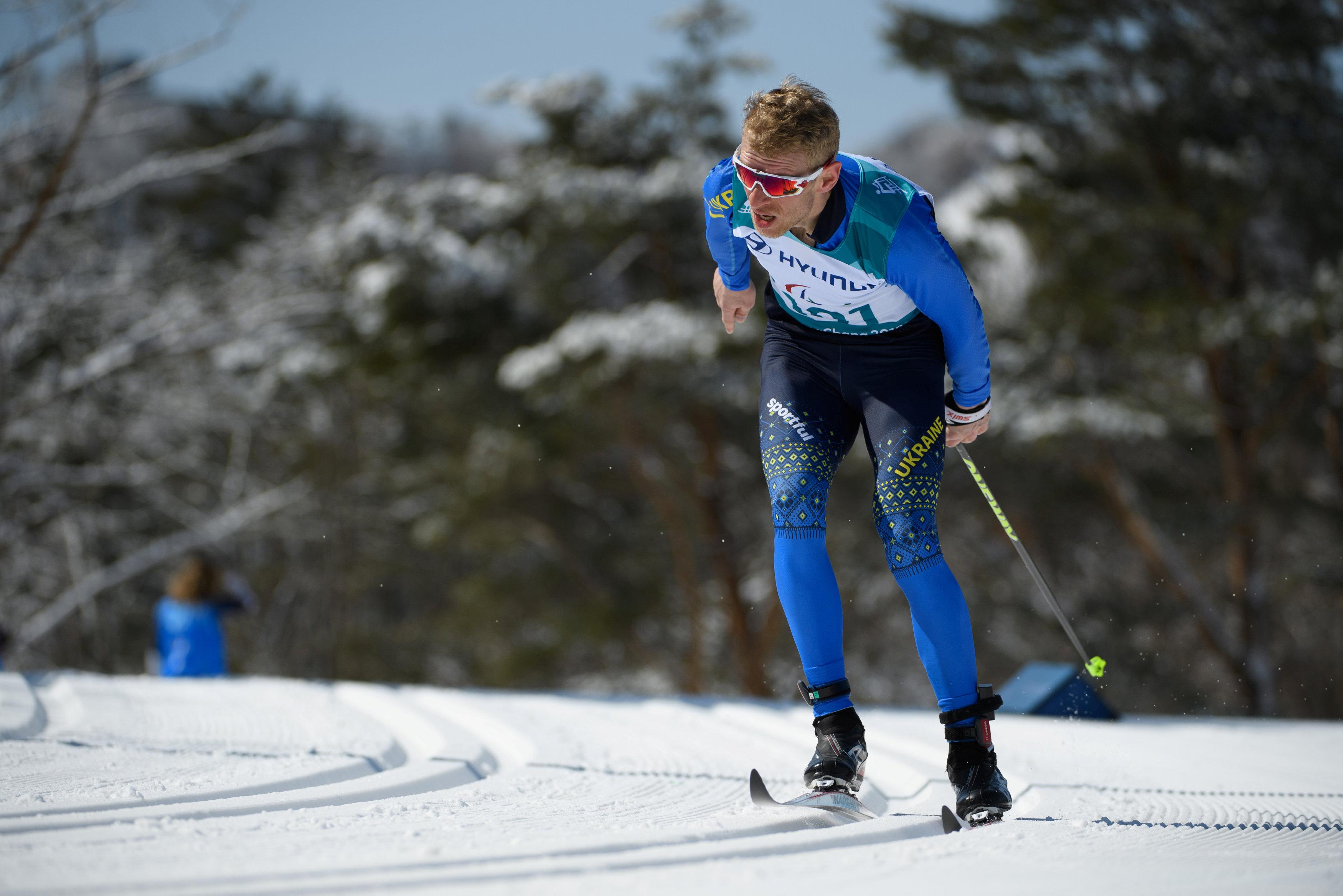 На Паралимпиада-2018 Григорий Вовчинский завоевал