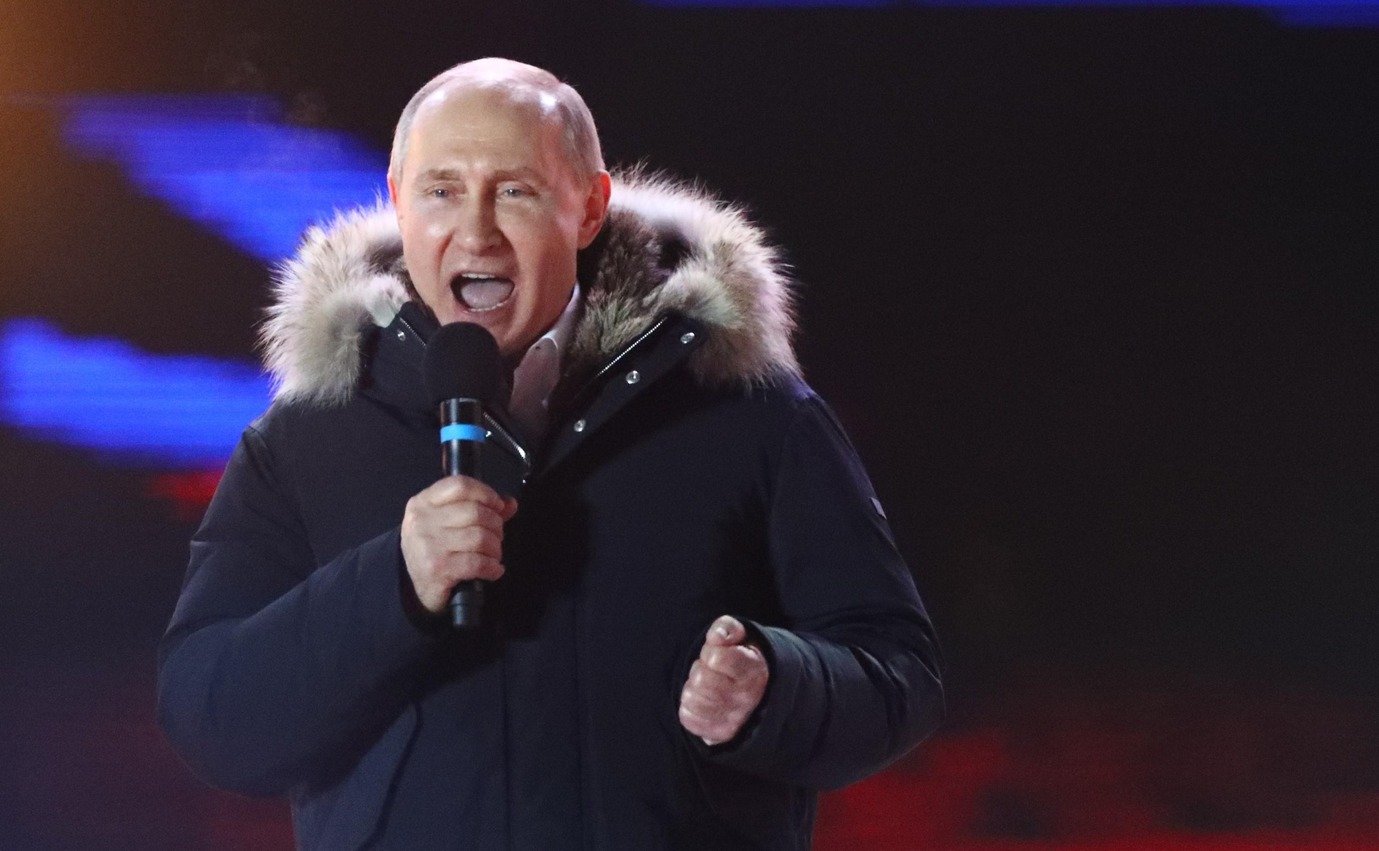 Владимир Путин причастен к