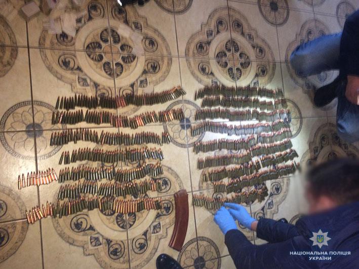На Черниговщине задержаны пять злоумышленников, которые обворовывали дома