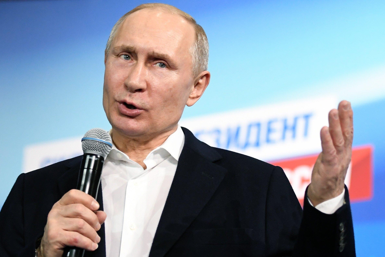 Путин готов ввести на Донбасс временную администрацию