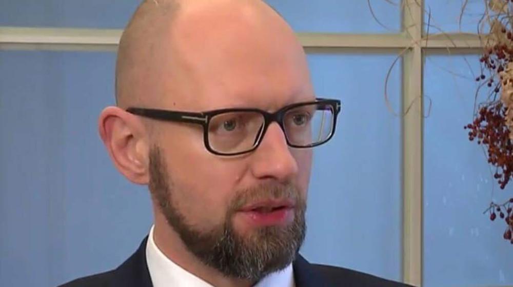 Россия до сих пор хочет, чтобы конфликт на Донбассе стал замороженным, заявил Яценюк.