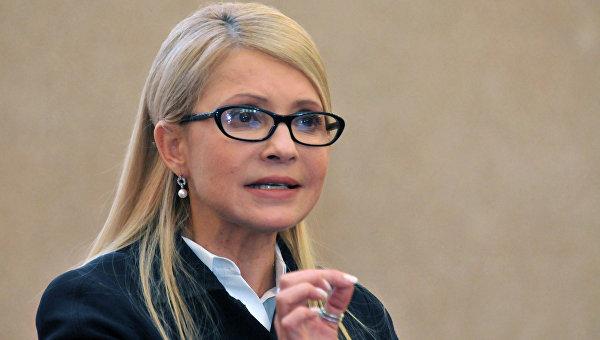Согласно декларации, Юлия Тимошенко сравнительно бедный народный депутат