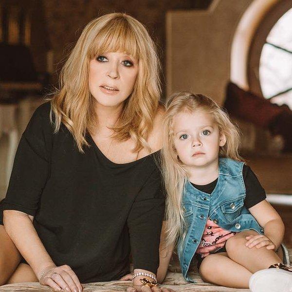 Алла Пугачева и ее дочь Лиза Галкина