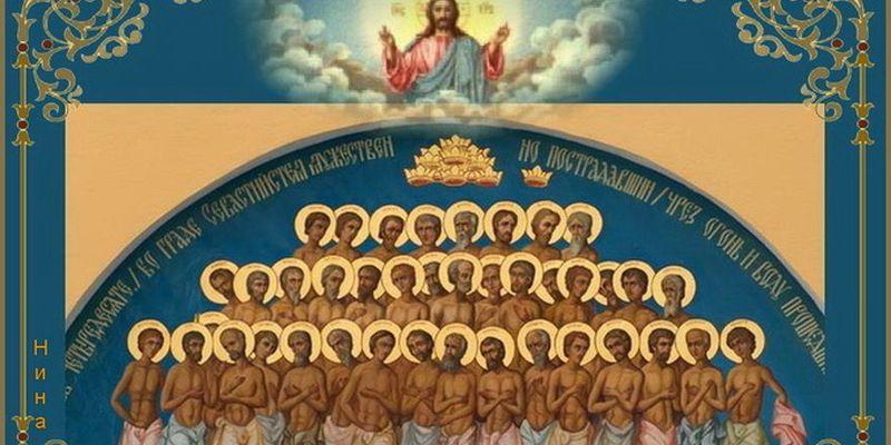 На 40 святых облегчается строгость Великого поста.