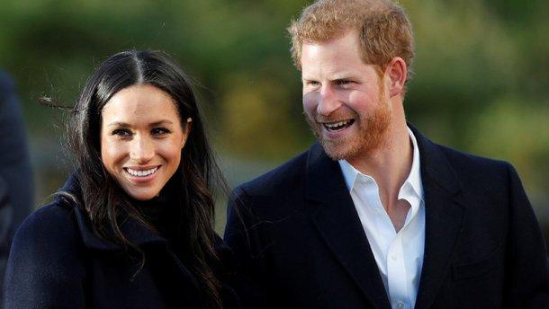 Меган Маркл и принц Гарри рассылают пригласительные на свадьбу