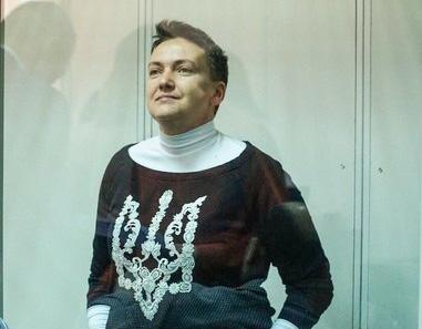 Суд избирает меру пресечения Надежде Савченко