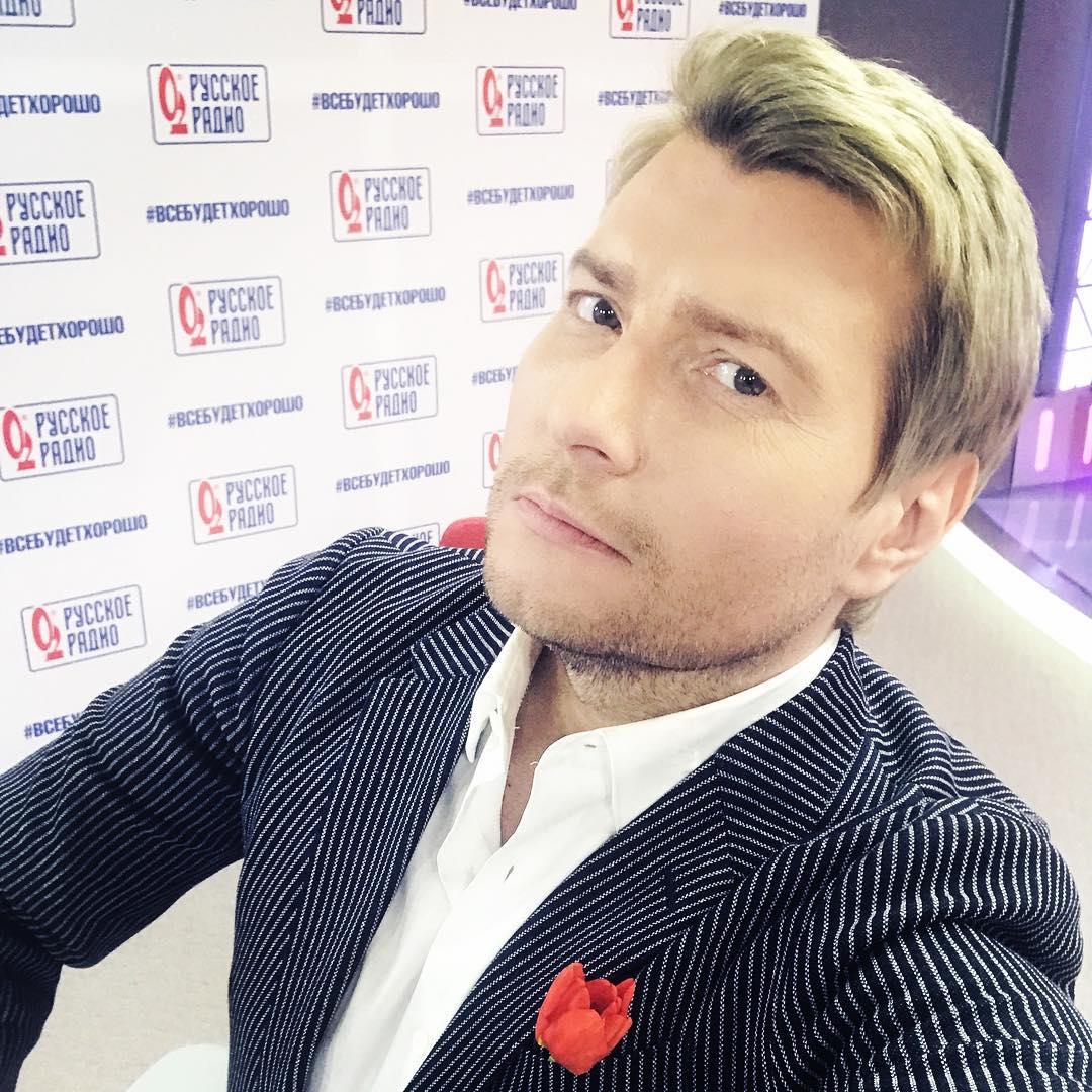 Российский артист считает, что идею постера его шоу нагло украли