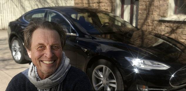 Эррол Маск снова стал отцом в 72 года