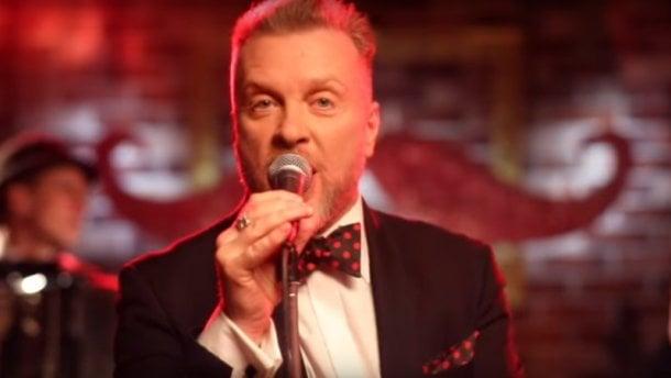 Антин Мухарский представил на суд публики новую песню