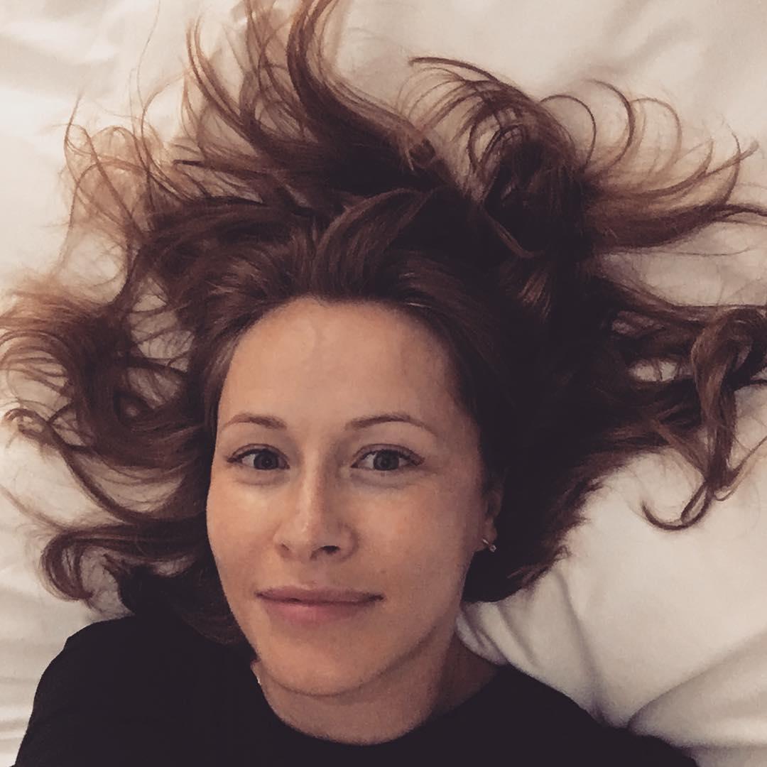 Актриса выложила милое фото