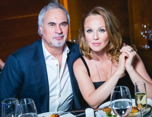 Меладзе и Джанабаева вместе появились на публике