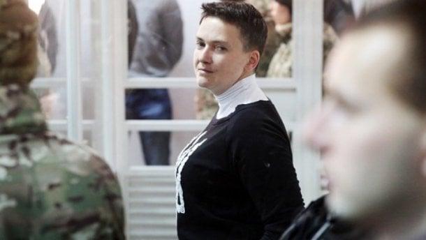 Надежда Савченко не захотела проходить психологическую экспертизу с использованием детектора лжи, отметили в СБУ