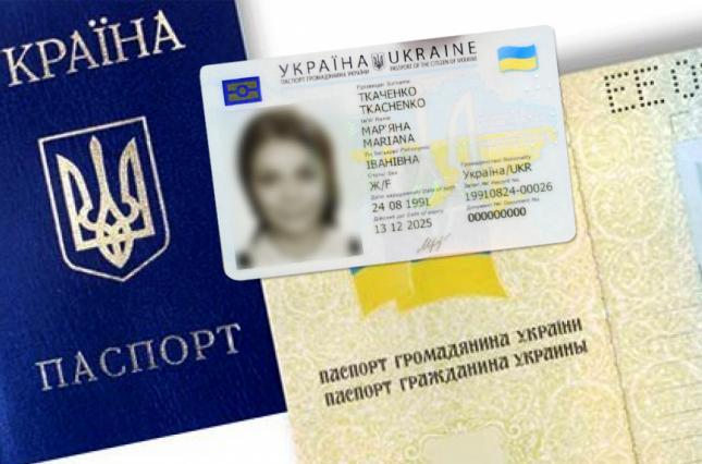 Паспорта и ИД карта