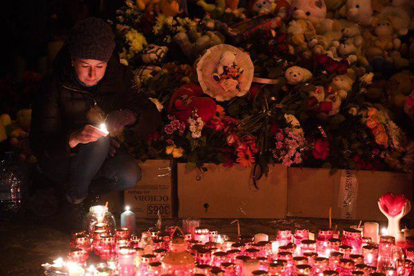 Артисты выразили соболезнования семьям, пострадавшим в пожаре