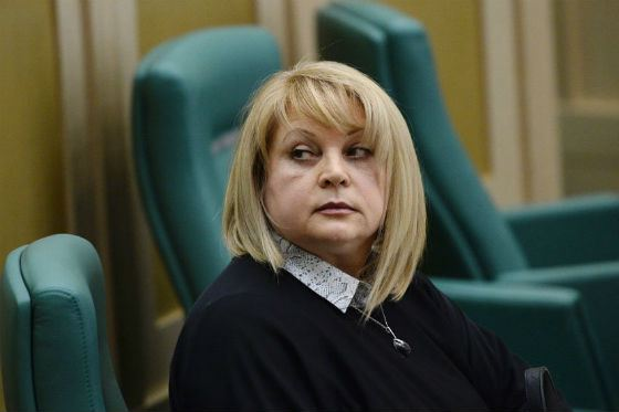 Эллу Памфилову обвинили в нарушении границы Украины