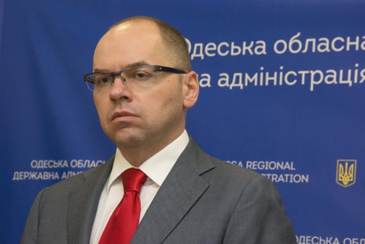 Петр Порошенко сказал, что уволил Максим Степанов с поста председателя Одесской ОГА и из-за результатов выборов 2019