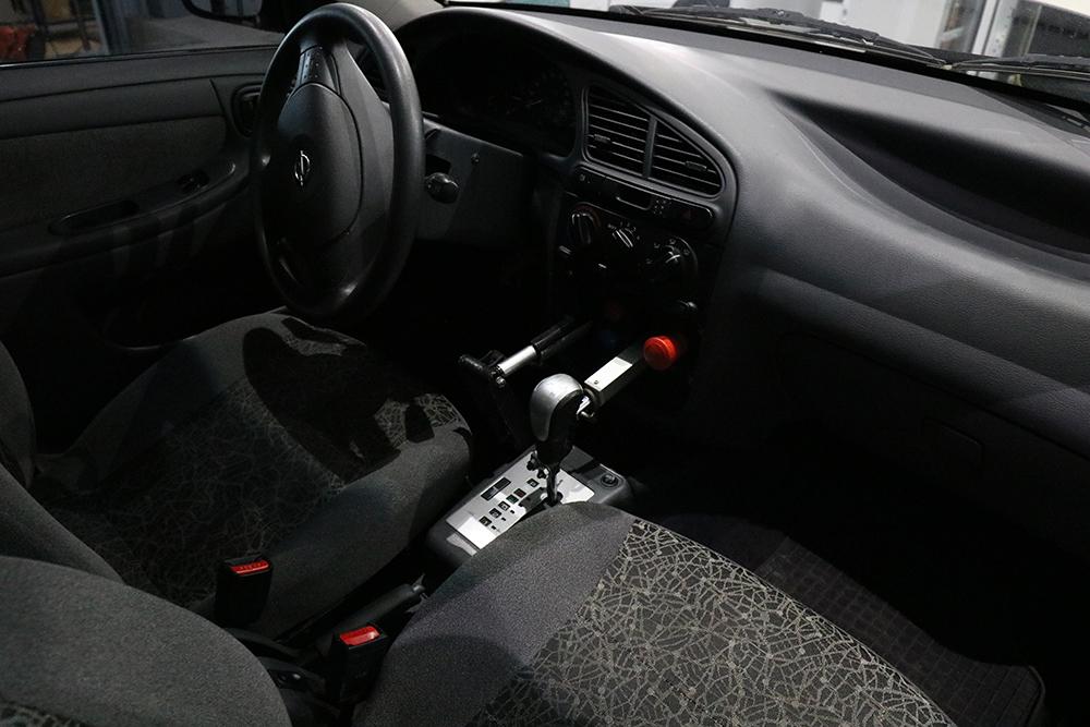 Украинские правила требуют, чтобы в салоне беспилотника находился водитель