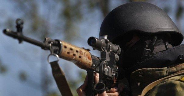 На Донбассе снайпер убил двух украинских бойцов