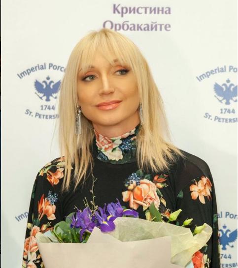 Кристина Орбакайте поддерживает хорошие отношения с экс-супругом