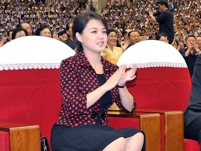 Ли Соль Чжу нашла стильный образец для подражания