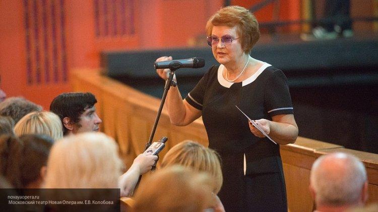 Скончалась Наталья Попович.