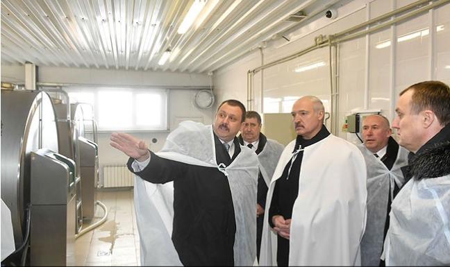 Александр Лукашенко призвал предпринимателей работать над поиском рынков сбыта