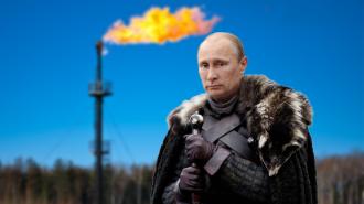 Властелин Кремля пошел на новую газовую войну