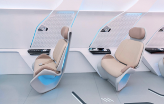 Презентация макета Hyperloop в Дубае.