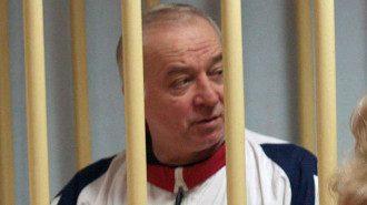 Сергей Скрипаль в суде