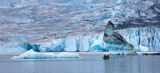 Вечная мерзлота становится источником парниковых газов