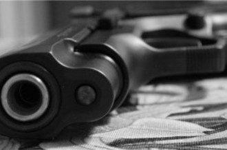 Пистолет ч/б